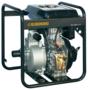 Dieselmotor waterpompen
