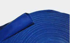 Platte PVC persslang 3 inch– 76 mm oprolbaar, licht en ruimte besparend