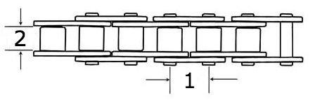 Kettingwiel-taperlock-3-4-x-7-16