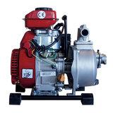 Compacte waterpomp met benzinemotor 8000 L/uur