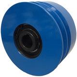 Dubbele SPB 100mm Centrifugaalkoppeling 25 mm as