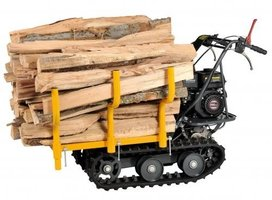 Lumag hout transport module 5MDHR