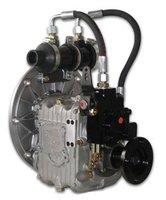 PTM hydraulische keerkoppeling 63pk