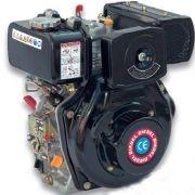 PTM220DLPRO 5,0 pk dieselmotor (professional series) met conische as