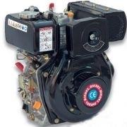 PTM310DLPRO 6,0 pk dieselmotor (professional series) met conische as