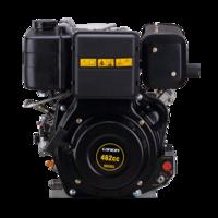 PTM460DPRO 12pk dieselmotor (professional series) by Loncin