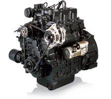 34 pk PTM by Daedong 3 cilinders, 1647cc dieselmotor
