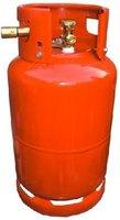 27L LPG tank inclusief inhoudsmeter en vulaansluiting