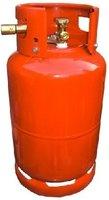36L LPG tank inclusief inhoudsmeter en vulaansluiting