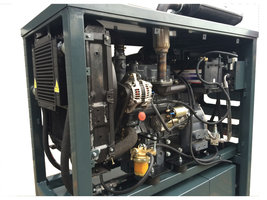 Hydrauliek powerpack 107kW dieselmotor