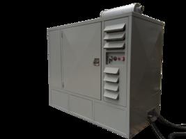 Hoge druk diesel hydrauliek powerpack 170pk
