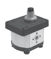 hydraulische motor MR serie 8.2cc