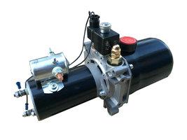 12V enkelwerkend hydrauliek aggregaat mini-powerpack