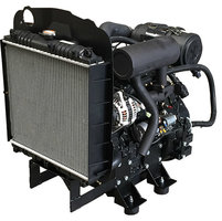 Hydrauliek powerpack 25kW dieselmotor