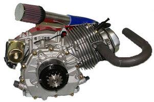 PTM390PRO getuned, race / kartmotor 23pk+