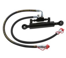 Hydraulische topstangset 50x30x200mm incl. slangen en terugslagklep