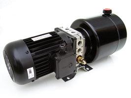 230V/2,2kW hydrauliek aggregaat mini-powerpack