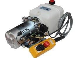 12V Hydrauliek powerpack lift circuit configurator