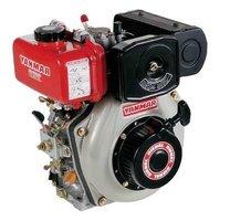 Yanmar L48 dieselmotor (elektrisch gestart)