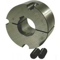Klembus 1215 19 mm boring 6 mm spie