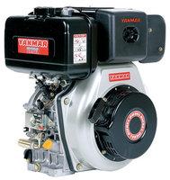 Yanmar L70 dieselmotor (elektrisch gestart)