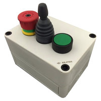 4 weg joystick bediening (4 x maak contact)