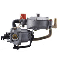 Gas / benzine carburateur PTM160-200 / Honda GX160-200