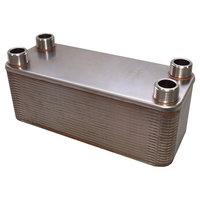 RVS warmtewisselaar met 40 platen 230kW