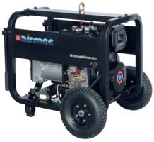 PTM Diesel lasaggregaat HGM 180-D/DC