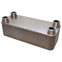 RVS warmtewisselaar met 20 platen 115kW