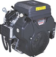 PTM680PRO: krachtige 22 pk V-twin benzinemotor (professional series) 25,4 mm as.