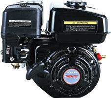Loncin G200FD luchtgekoelde benzinemotor met 20 mm as en elektrostart