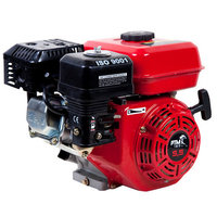 PTM200PRO: krachtige 6,5pk OHV benzinemotor (professional series) generator as