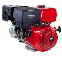 PTM270PRO: 9,0 pk benzinemotor met 1/2 kettingreductie (professional series) 25 mm as.