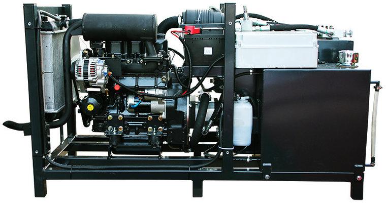 Afbeelding van Diesel hydrauliek powerpack 22PK