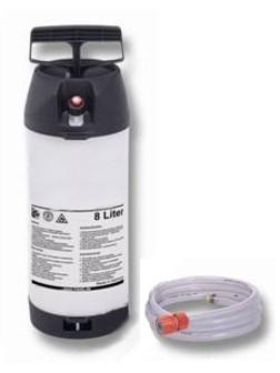 Afbeelding van Drukvat 10 liter kunststof