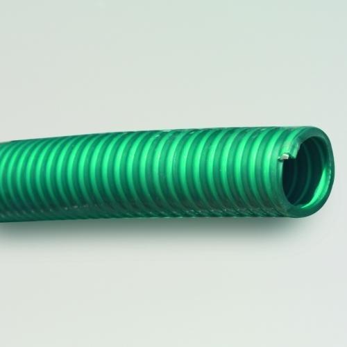 Afbeelding van zuig- en persslang 1,5 inch– 38mm met versterkingsspiraal ideaal voor onze compacte waterpomp