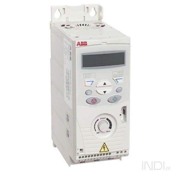 Afbeelding van ABB Frequentieregelaar 2,2kW 5,6A 3-fasen