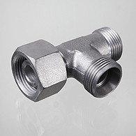 Afbeelding van L-vorm koppeling; M18x1,5