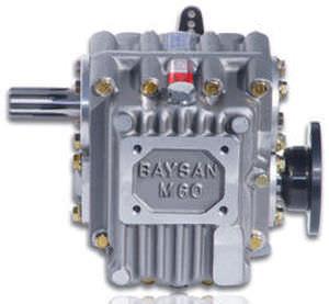 Afbeelding van PTM mechanische keerkoppeling 60 pk