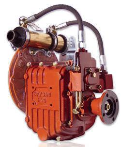 Afbeelding van PTM hydraulische keerkoppeling 80 pk