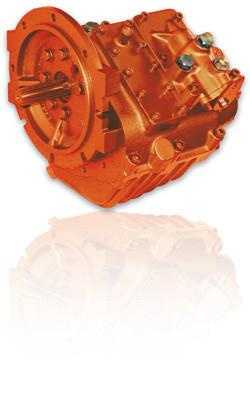 Afbeelding van PTM H130 hydraulische keerkoppeling 146 pk