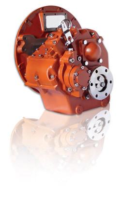 Afbeelding van PTM H500 hydraulische keerkoppeling 500 pk