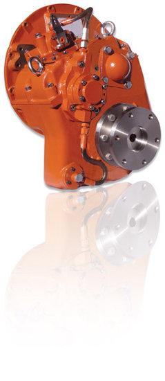 Afbeelding van PTM H500A hydraulische keerkoppeling 500 pk