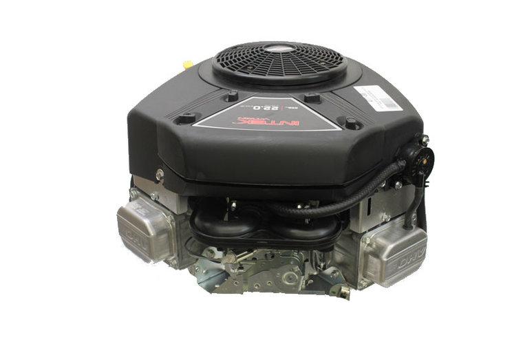 Afbeelding van Briggs & Stratton v-twin 22pk benzinemotor