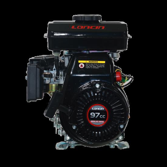 Afbeelding van PTM100 professional 15,8 mm as