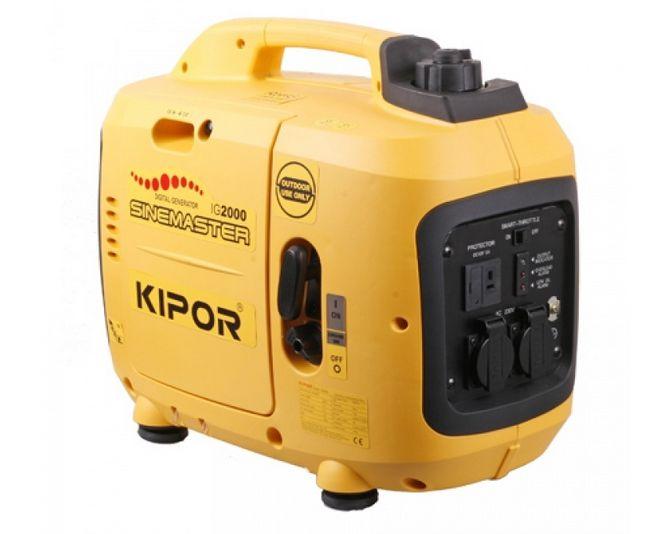 Afbeelding van Kipor IG2000 Benzine inverter aggregaat