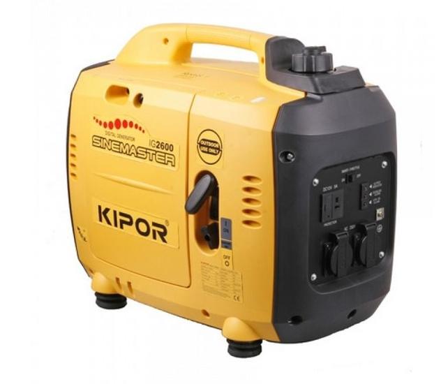 Afbeelding van Kipor IG2600 Benzine inverter aggregaat