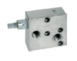"""Afbeelding van Balanceerklep hydraulische motoren VBCDF 1/2"""" SE MP/MR"""