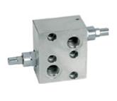 """Afbeelding van Balanceerklep hydraulische motoren VBCDF 1/2"""" DE MP/MR"""